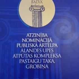 Būvniecības gada balva 2019