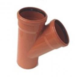 Kanalizācijas caurules un veidgabali
