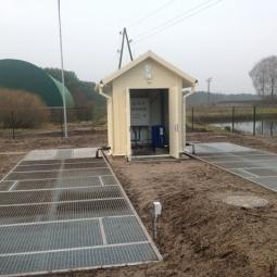 Ūdensapgādes un kanalizācijas sistēmu rekonstrukcija un būvniecība Grobiņas novada, Grobiņas pagasta, Dubeņu ciemā