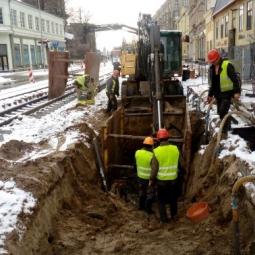 """""""Tramvaja līnijas un pieguļošās teritorijas kompleksa rekonstrukcija Liepājā"""""""